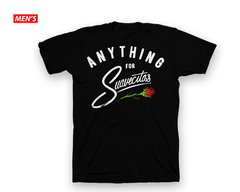 Anything for Suavecitas Tee - Front