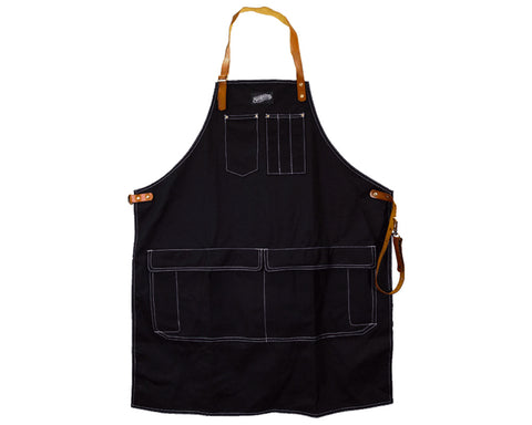 Work Apron Long - Black
