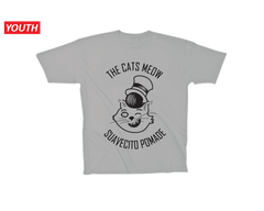 Suavecito The Cats Meow Tee - Kid's