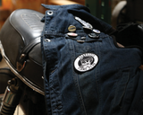 Suavecito Firme Club Patch On Jacket