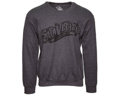 OG Crewneck Sweater Dark Heather - Front