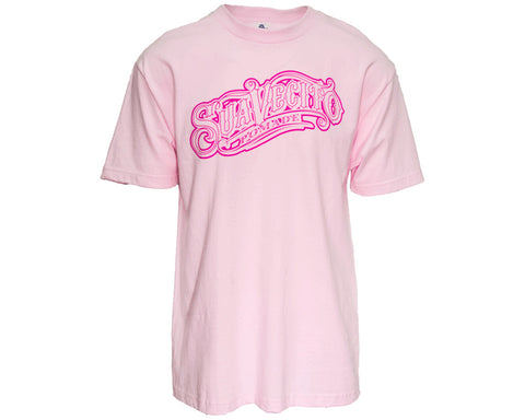 Suavecito Pink OG Tee - Front