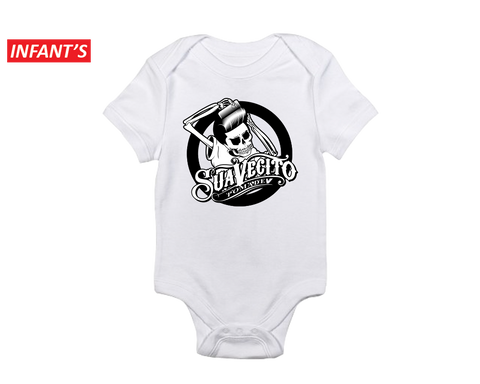 Suavecito OG White Onesie - Infant's