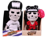 Suavecito and Suavecito Plush Dolls in packaging