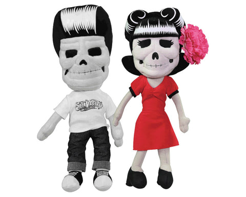 Suavecito and Suavecito Plush Dolls
