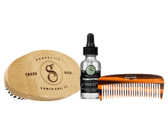 Premium Beard Care Kit - Eucalyptus & Tea Tree