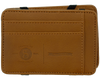 Premium Blends Embossed Magic Wallet - Brown