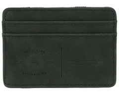 Premium Blends Embossed Magic Wallet - Matte Black