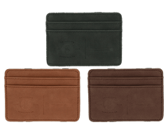 Embossed Magic Wallet