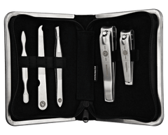 Men's Manicure Set - Open View