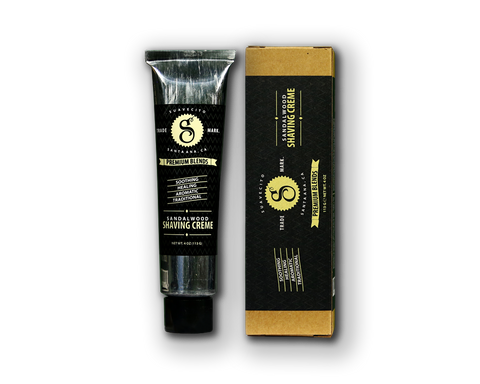 Premium Blends Sandalwood Shaving Cream