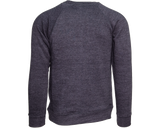 Premium Blends Santa Ana Navy Crewneck - Back