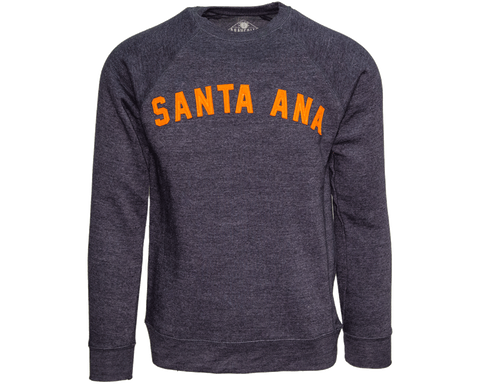 Premium Blends Santa Ana Crewneck - Navy