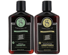 Daily Shampoo & Nourishing Conditioner Set - 8oz