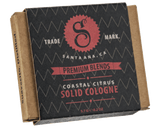 Coastal Citrus Solid Cologne Refill