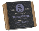 Mar Azul Solid Cologne Refill