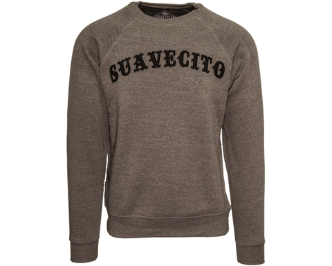 Premium Blends Crewneck - Heather Grey