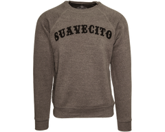 Premium Blends Heather Grey Crewneck - Front