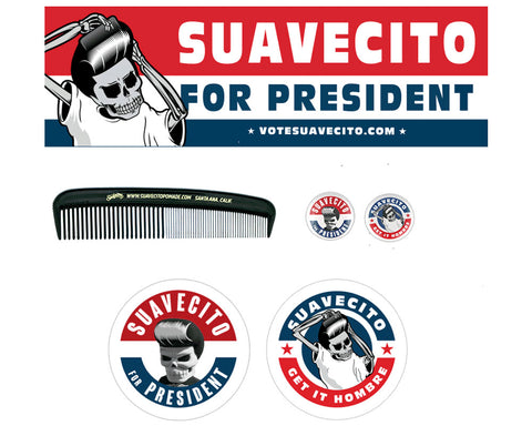 Suavecito Presidential Election Survival Kit