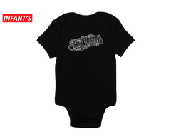 Suavecito OG Black Onesie - Infant's