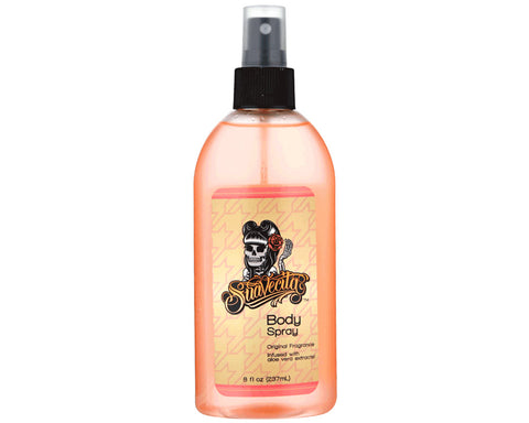 Suavecita Body Spray - Front