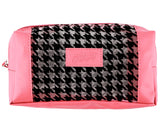 Pink Cosmetic Bag - Front