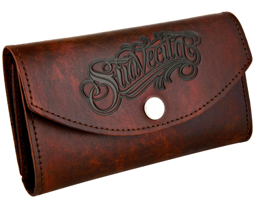 Women s Wallet - Antique Brown – Suavecito  355abad690