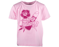 Suavecita In Bloom Toddler's Tee