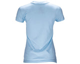 Mariachi Tee - Light Blue - Back