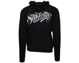 Suavecita Script Zip-Up Hoodie - Back