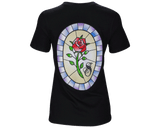Stained Glass tee - Back