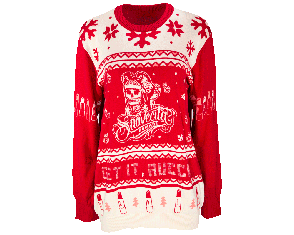 Ugly Christmas Sweaters.Suavecita Ugly Xmas Sweater