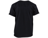 Suavecito 8 Bit Kid's Black Tee - Back