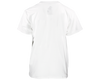 Suavecito 8 Bit Kid's White Tee - Back