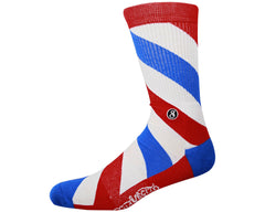 Barber Socks - Side