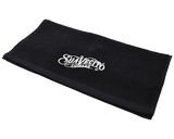 Bleach Proof Black Towel 16 x 27 - Folded