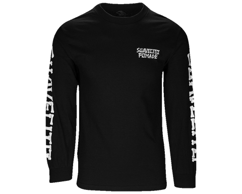 Boneyard Tee - Long Sleeve - Front
