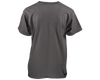 Suavecito Drag Nut Kid's Charcoal Tee - Back