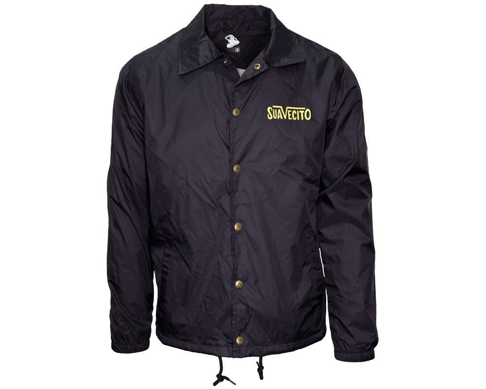 Gas Up Coach Jacket - Front