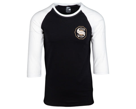 High Gear Baseball Tee - Front