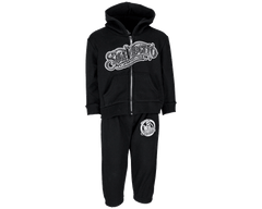 OG Sweatsuit - Infant's Black - Front