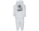 OG Sweatsuit - Toddler's Grey - Back
