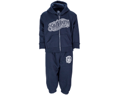OG Sweatsuit - Toddler's Navy - Front