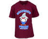 Mr. Drop Burgundy Tee - Front