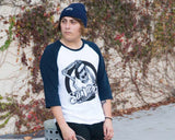 OG Baseball Navy Tee - Lifestyle