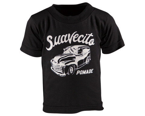 Suavecito Panel Toddler's Tee - Front