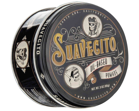 Oil Based Pomade - Angled