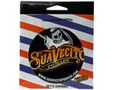 Suavecito Pocket Mirror With Packaging