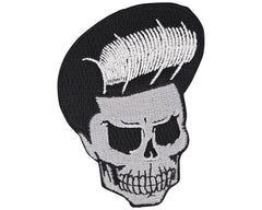 Skull Head Patch