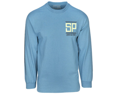 Rally Long Sleeve Tee - Front